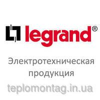 Клавиша Свет - ночник Белый Legrand Celiane (68192)