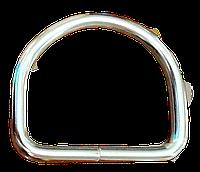 Півкільце 30 мм нікель, фото 1