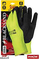 Утепленные перчатки  REIS BLACKSAND