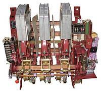 Выключатель автоматический АВМ-15С ручной привод, 3, 800 А