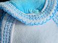 Велюровый костюмчик для новорожденного мальчика Зая, фото 4