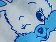 Велюровый костюмчик для новорожденного мальчика Зая, фото 6
