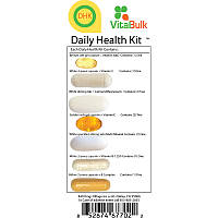 VitalBulk, Пакет для руководителя (DAILY HEALTH KIT) 30 пак.