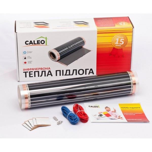Пленочный теплый пол Caleo classic готовый комплект на 5 м2