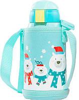 Термос Xiaomi Chindren Vacuum Cup 590ml Blue #I/S