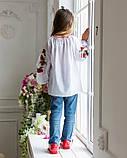 Вышиванка для девочки Маковая роса  от  7 до  13 лет, фото 7