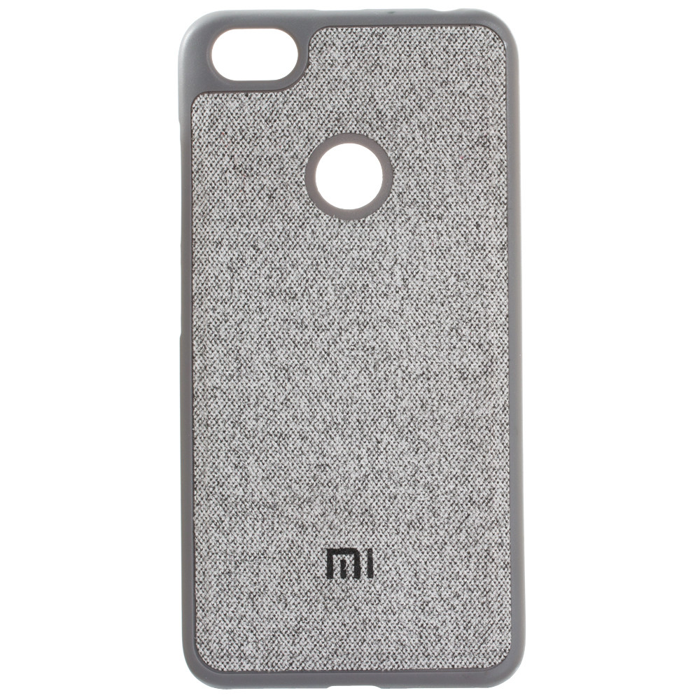 Панель ZBS PC Original Cloth для Xiaomi Redmi Note 5A Prime/5A Gray (21246)