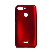 Панель ZBS Molan Shining для Xiaomi Redmi 6 Red 05 (21954)