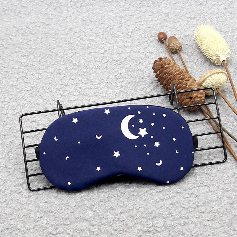 Маска для сна с гелем внутри