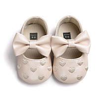 Туфельки-пинетки для  девочки 13 см, 12 см.
