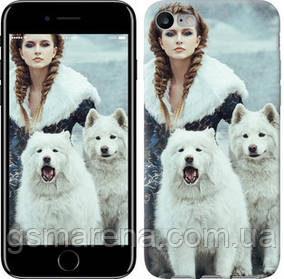 Чехол на iPhone 7 Winter princess