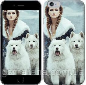 Чехол на iPhone 6s Winter princess