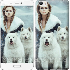 Чехол на Xiaomi Mi5 Winter princess