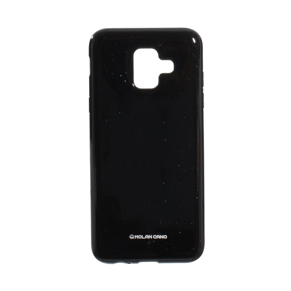 Панель ZBS Molan Shining для Samsung A6 2018 European Black 07 (21949)