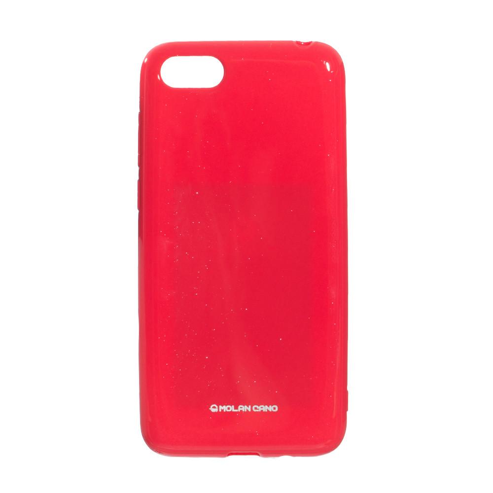 Панель ZBS Molan Shining для Huawei Y5 2018 Light Red 03 (21946)