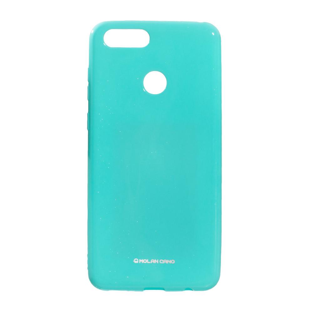Панель ZBS Molan Shining для Huawei Honor 7X Turquoise 02 (21943)