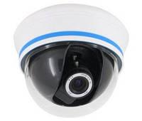 Видеокамера купольная цветная внутренняя VIATEC VE-7043R