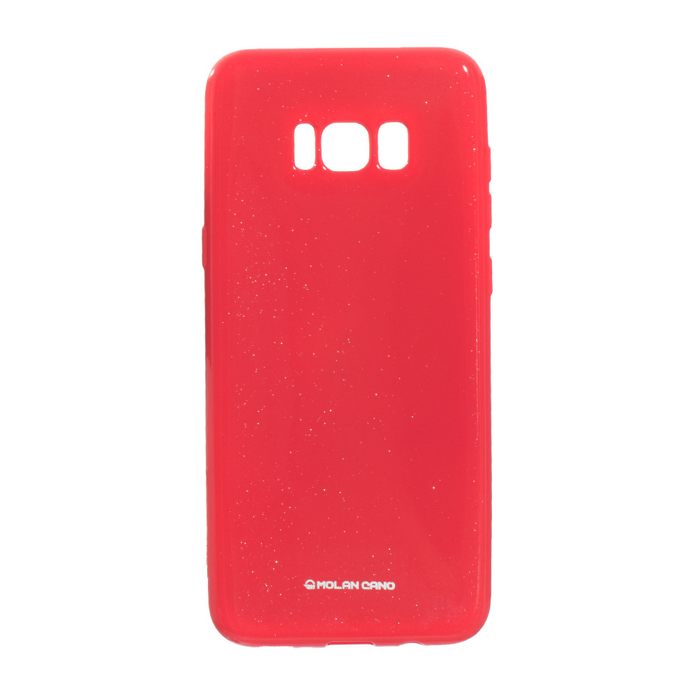 Панель ZBS Molan Shining для Samsung S8 Plus Light Red 03 (17978)