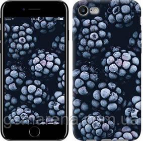 Чехол на iPhone 7 Морозная ежевика