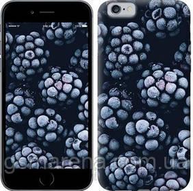 Чехол на iPhone 6s Морозная ежевика