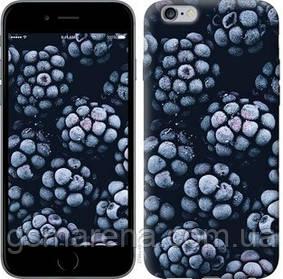 Чехол на iPhone 6s Plus Морозная ежевика