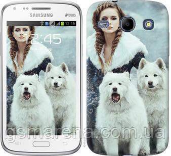 Чехол на Samsung Galaxy Core i8262 Winter princess