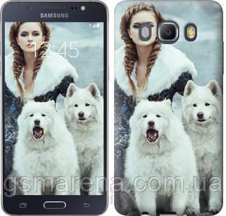 Чехол на Samsung Galaxy J5 (2016) J510H Winter princess , фото 2
