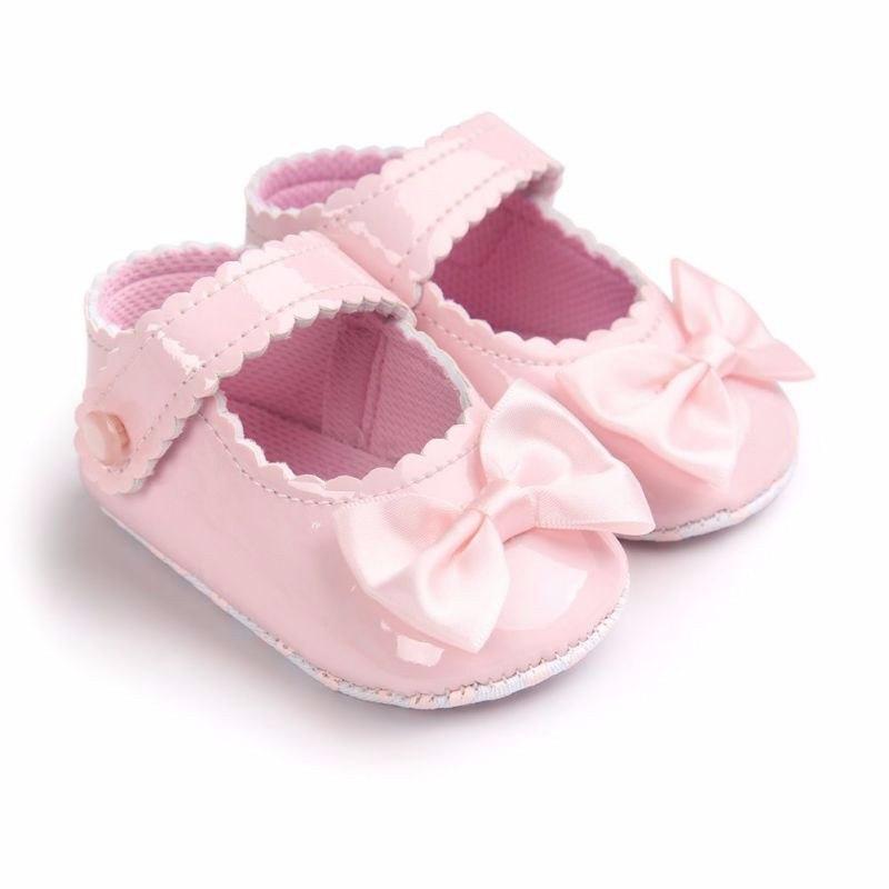 Лаковые туфельки-пинетки для  девочки 13 см, 12 см.