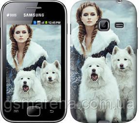 Чехол на Samsung Galaxy Ace Duos S6802 Winter princess