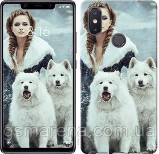 Чехол на Xiaomi Mi8 SE Winter princess , фото 2