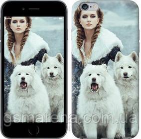 Чехол на iPhone 6s Plus Winter princess