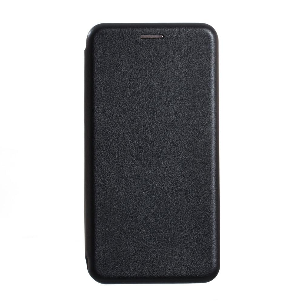 Чехол-книжка ZBS Оригинал Эко Кожа для Samsung J6 2018 Black (21228)