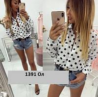 8d78ff76f18 Женская рубашка в горох в Украине. Сравнить цены