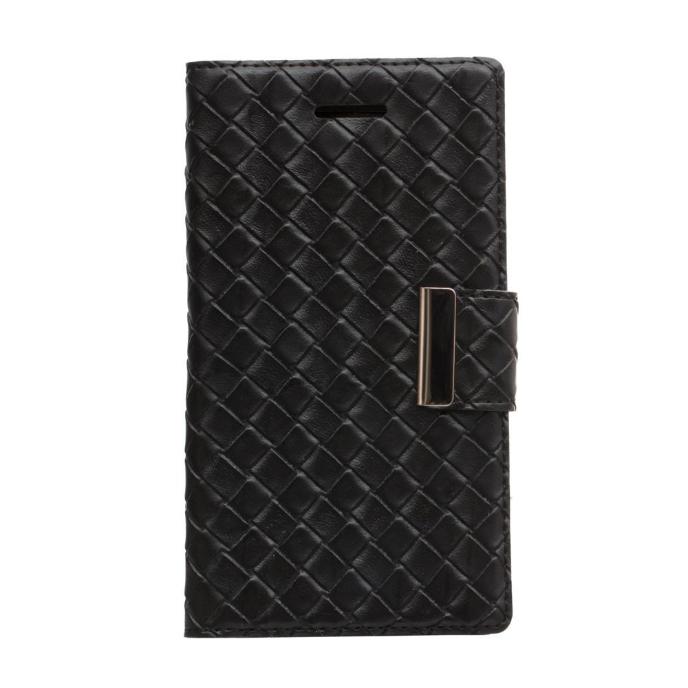 "Чехол-книжка ZBS Bottega Veneta Design 5.5"" Black (20900)"