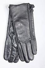 Женские Кожаные перчатки с небольшим дефектом