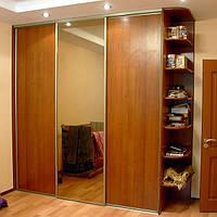 шкафы купе с дверями из шпона фото 98