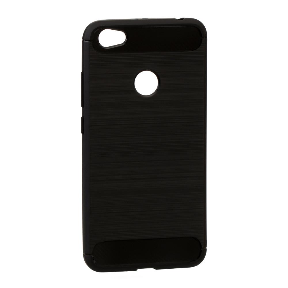 Панель Polished Carbon для Xiaomi Redmi Note 5A Prime/5A Black (17906)
