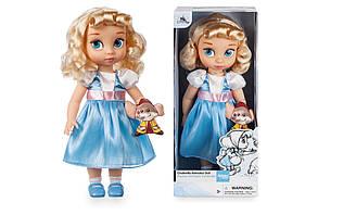 Лялька Попелюшка - Cinderella серія Dіsney Animators 40 см