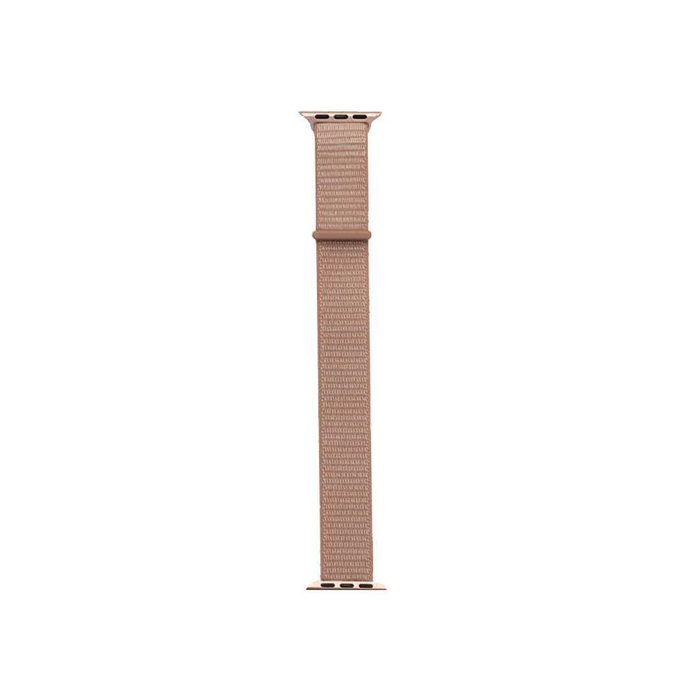 Ремешок ZBS Apple Watch Nylon Loop 38mm Rose Pink 12 (19871)