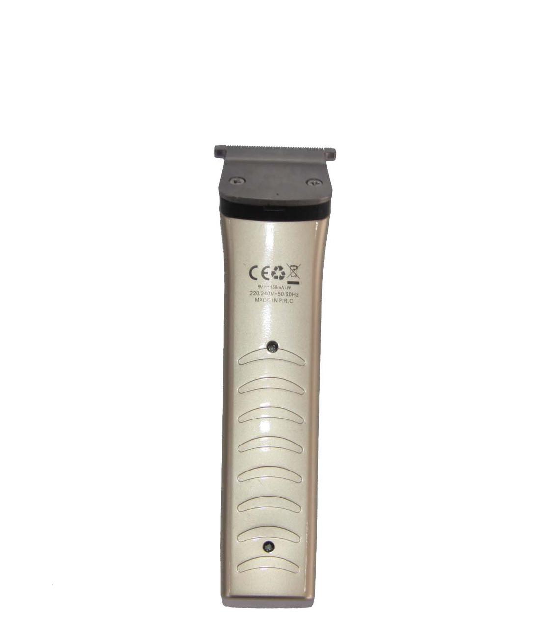 Тример портативна машинка для стрижки бороди і волосся ROZIA HQ-228