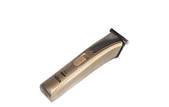 Тример портативна машинка для стрижки бороди і волосся ROZIA HQ-228, фото 3