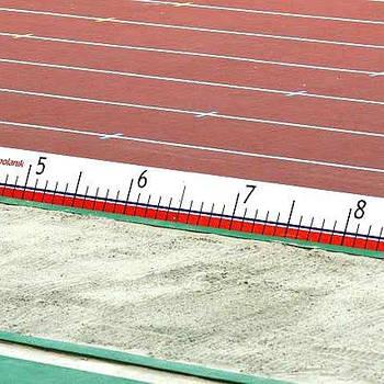 Указатель расстояния для прыжков в длину Polanik 4,5-8,5 м (LD-S283)