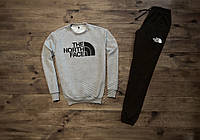 Мужской спортивный костюм The North Face отличного качества Реплика