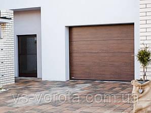 Ворота RYTERNA размер 5000х2200 мм - TLB Литва - гаражные секционные