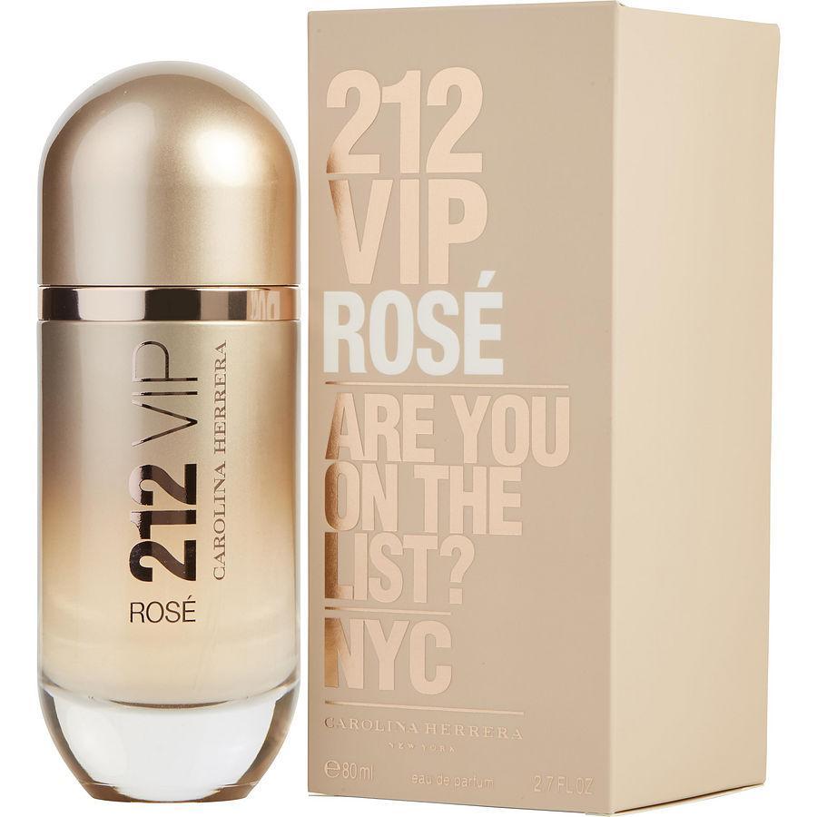 Женский парфюм Carolina Herrera 212 VIP Rose Are You On The List (80 мл)