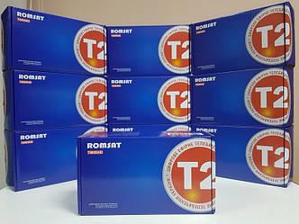Цифровой эфирный DVB-T2 тюнер ресивер приставка Romsat T8005HD приемник Т2