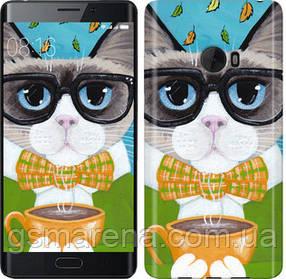 Чехол на Xiaomi Mi Note 2 Cat&Coffee