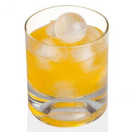 Форма для льда, шарики, пластик, бирюзовый, фото 2
