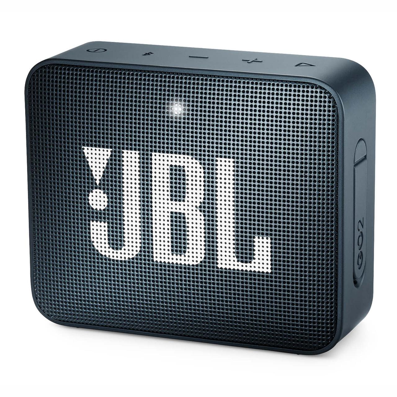 Портативна колонка JBL GO 2 (Slate Navy) JBLGO2NAVY