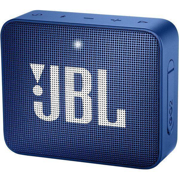 Портативна колонка JBL Go 2 (Blue) JBLGO2BLUE